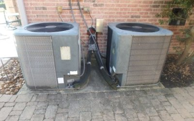 Components of a Residential Air Conditioning System