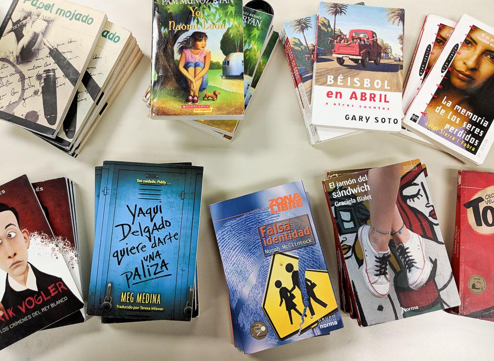 literary circle books