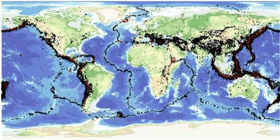 Map-of-major-earthquakes-in-the-world-4