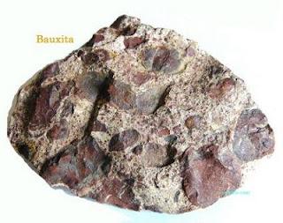 bauxita s