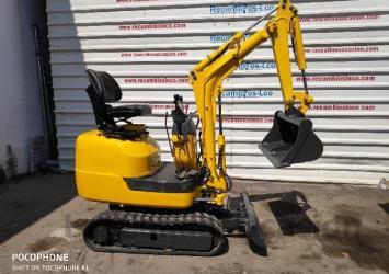 Mini excavadora Komatsu PC 09 341