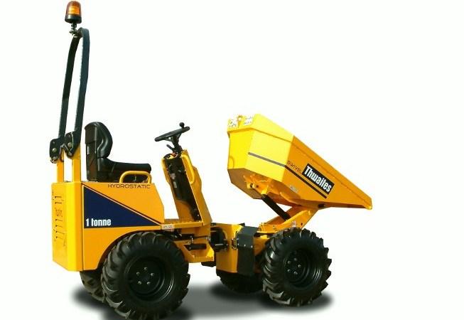 Minidumper Thwaites MACH 202 21