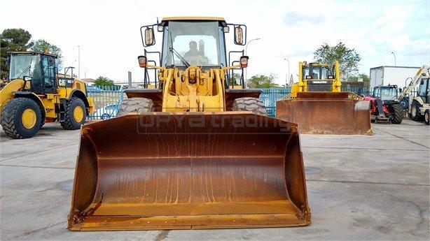 Pala cargadora Caterpillar 950G Profesiolan 145