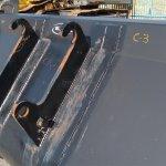 Cazo de manipuladora telescópica Manitou Profesiolan 603