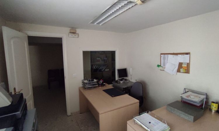 Oficina en Puerta Osario Sevilla Profesiolan 14