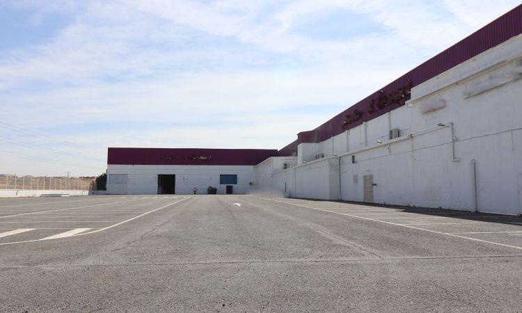 Nave en Carretera Gibraleón Huelva Profesiolan 101