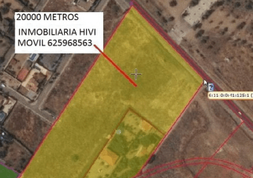 Terreno en Almendralejo Inmobiliaria Hivi 2