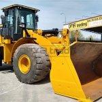 Pala cargadora Caterpillar 966M Profesiolan 182