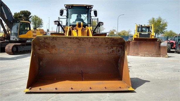 Pala cargadora Caterpillar 966M Profesiolan 183