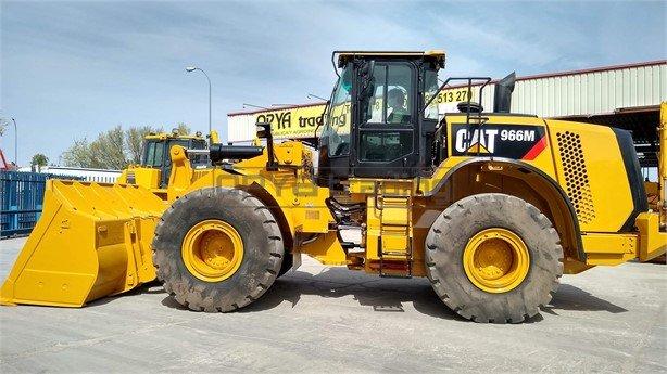 Pala cargadora Caterpillar 966M Profesiolan 185