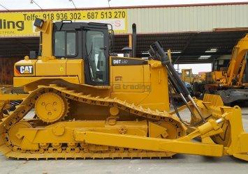 Bulldozer sobre orugas Caterpillar D6T LGP Profesiolan 201