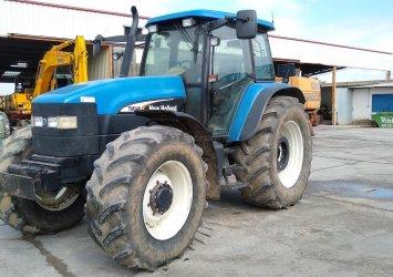 New Holland TM140 Profesiolan 412