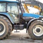 New Holland TM140 Profesiolan 414