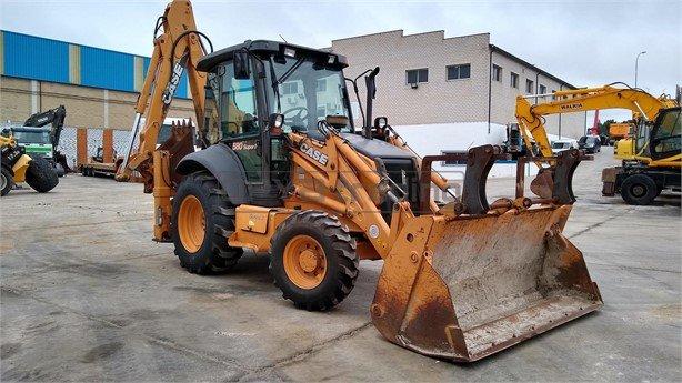 Excavadora CASE 580SR Profesiolan 43