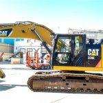 Excavadora CATERPILLAR 329E Profesiolan 72