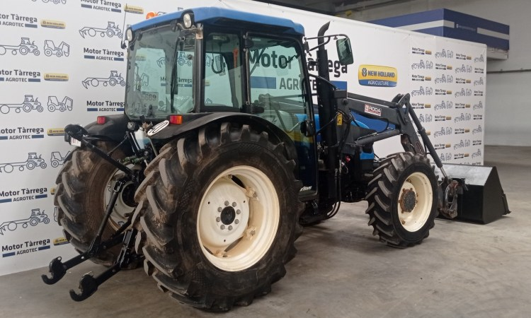 New Holland T4050 Deluxe Agrotec 53