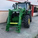 John Deere 6125R Autopower Tractores Armesto 181