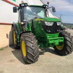 John Deere 6125R Autopower Tractores Armesto 183
