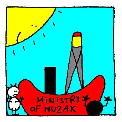 Le Bato est rebaptisé Ministry of Muzak.