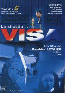 Visa (la dictée)