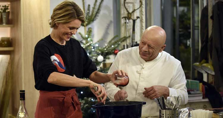 Julie et Thierry Marx