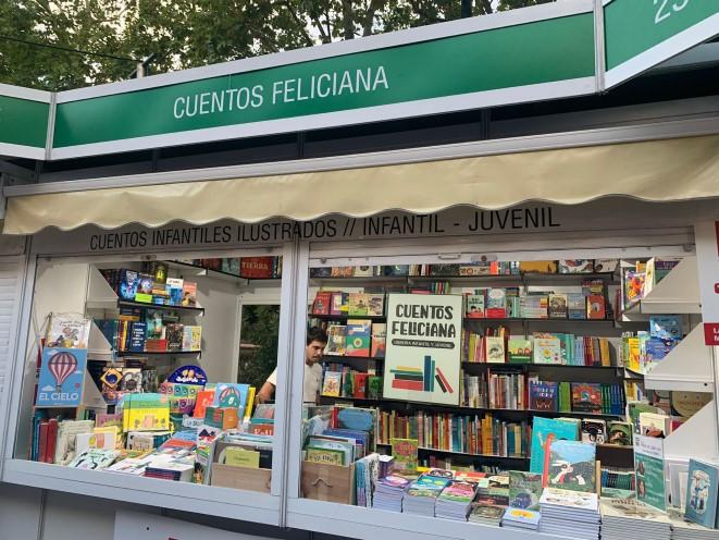 Cuentos Feliciana