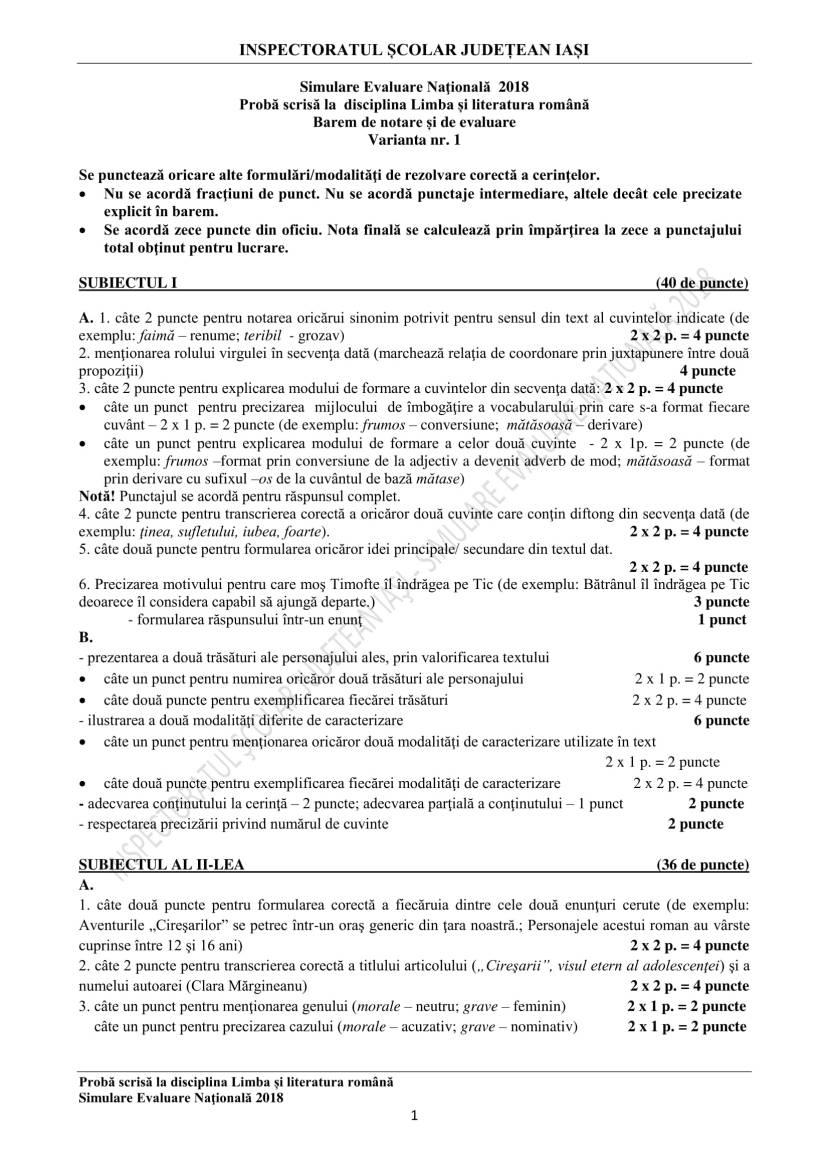 Barem-Romana-Simulare-EN2018-IASI-decembrie2017-1