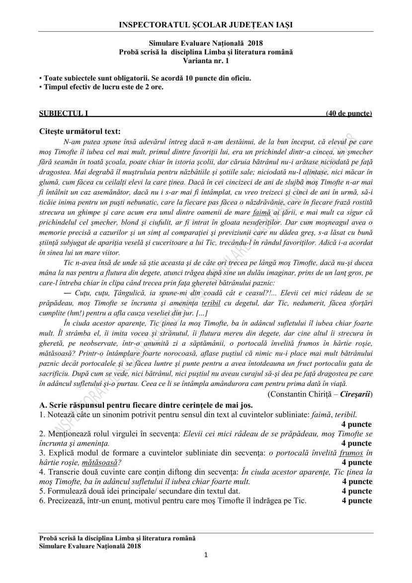 Subiecte-Romana-Simulare-EN2018-IASI-decembrie2017-1