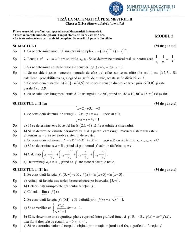 Subiect-Mate-Info-sem-II-1