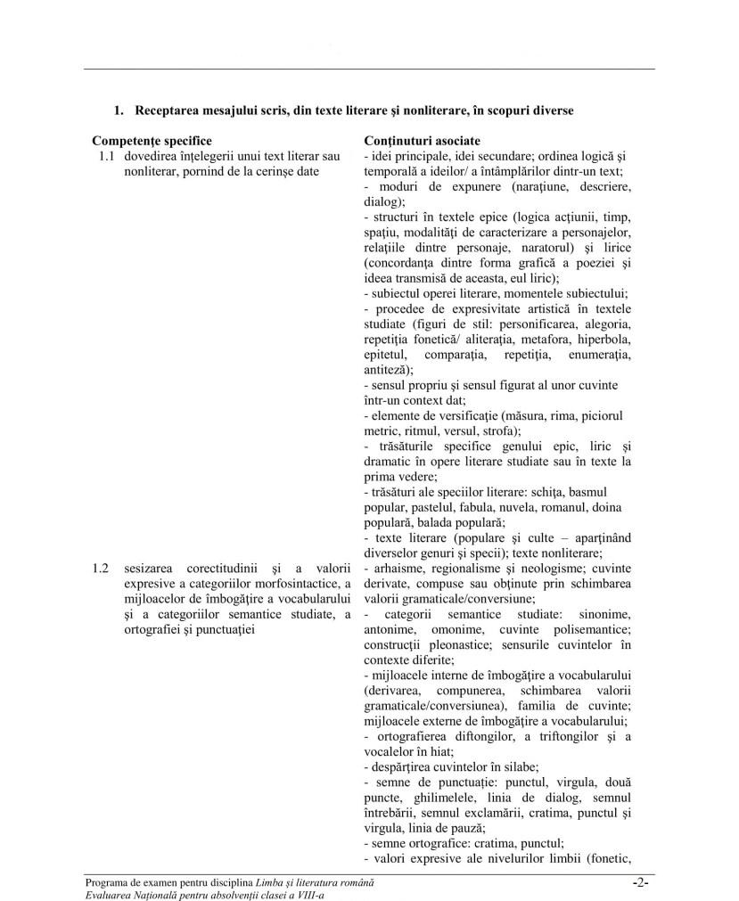 04_Programa_Evaluarea_Nationala_EN8_Limba si literatura romana-3