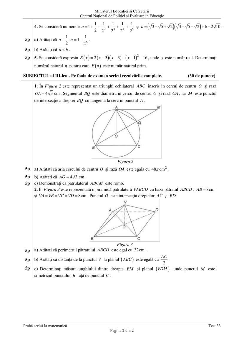 ENVIII_matematica_2020_var_33-2