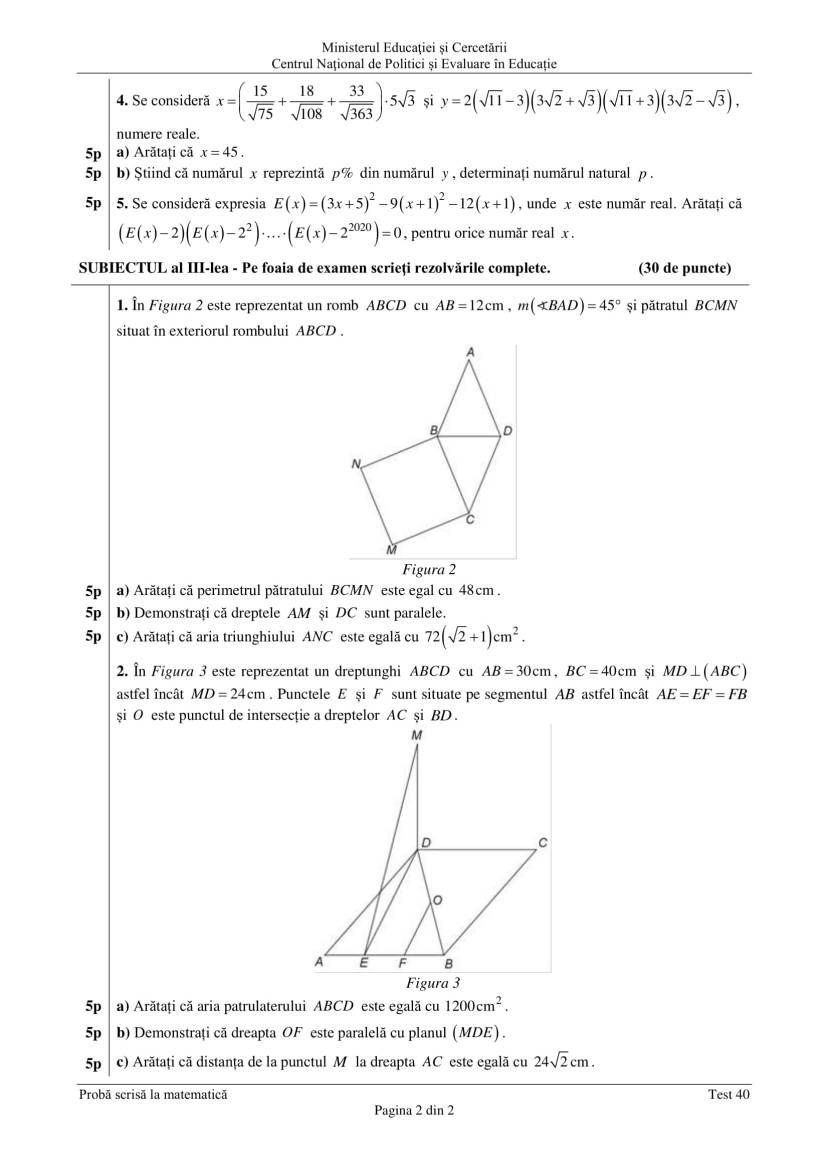 ENVIII_matematica_2020_var_40-2