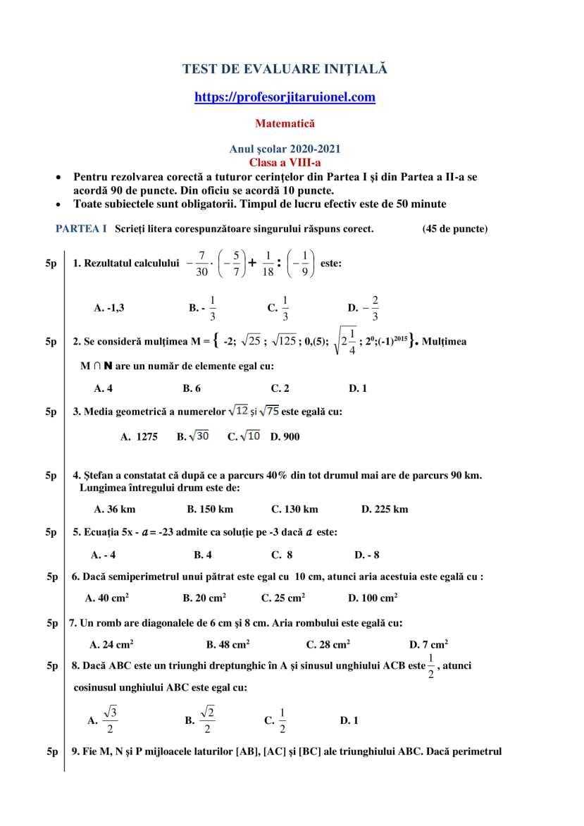 test-de-evaluare-intiala-clasa-a-8-a-matematica-an-scolar-2020-2021-1