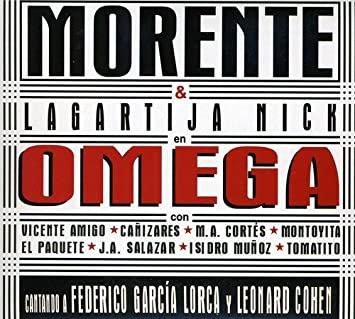 Enrique Morente y Lagartija Nick en Omega. Flamenco y mestizaje en www.profesorjonk.com