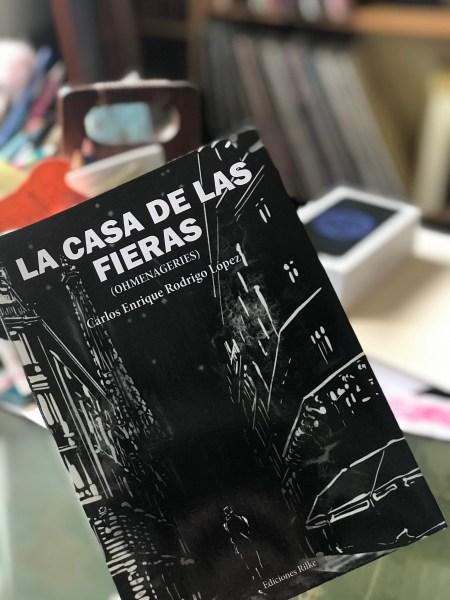 La casa de las fieras, de Carlos Rodrigo