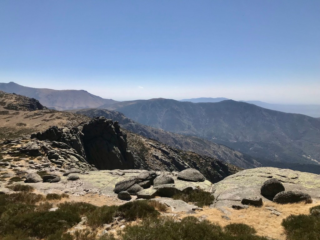 Sierra de Gredos, Avila