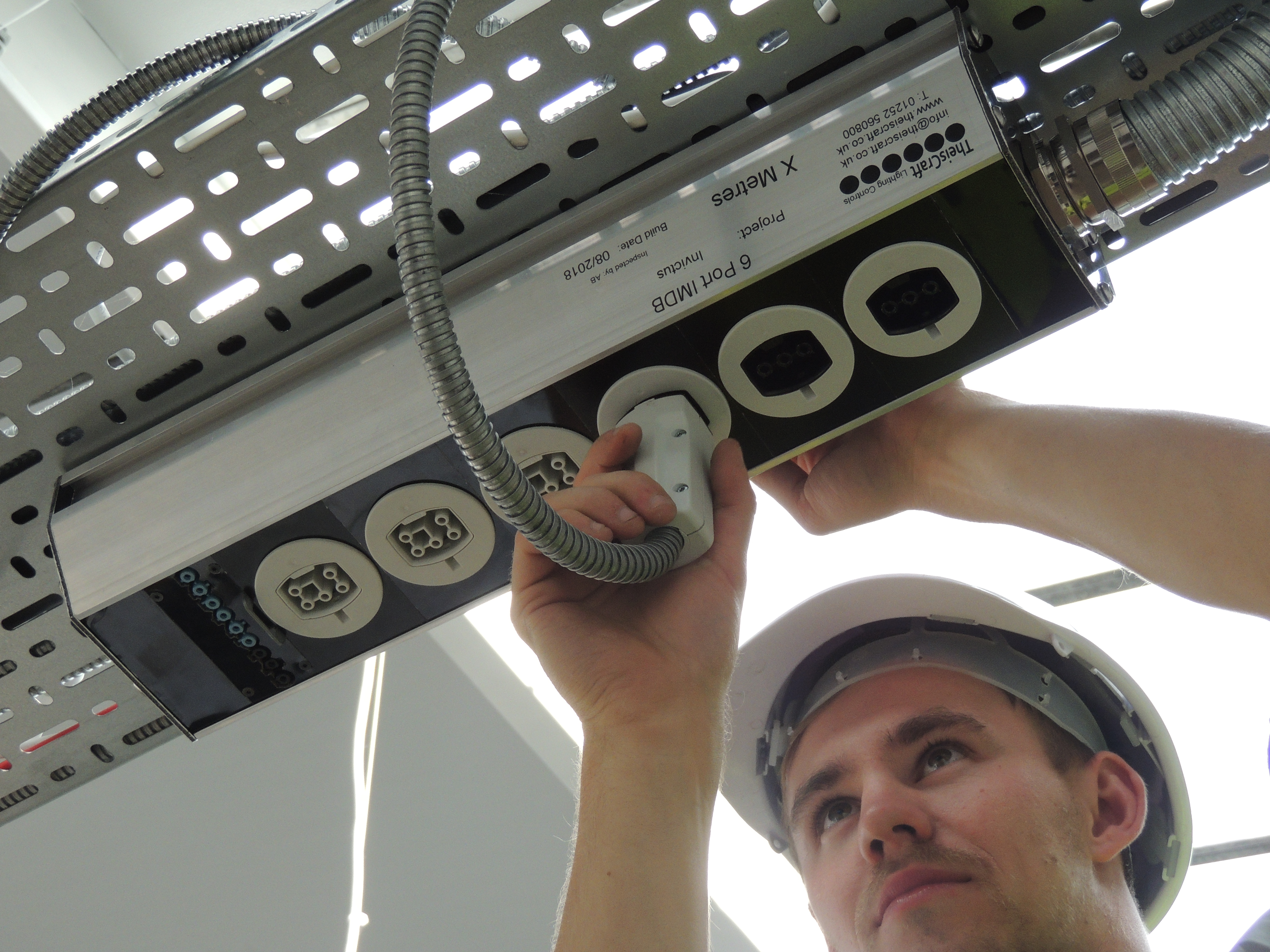 how to install modular wiring systems step by step professional electrician