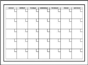dry erase peel and stick calendar
