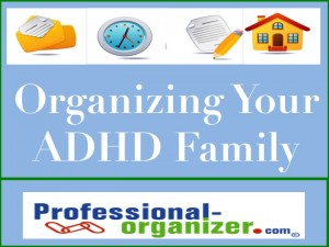 organizing your add family