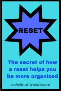 reset your home, office and life