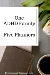 1 adhd family 5 planners