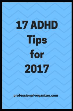 17 adhd tips