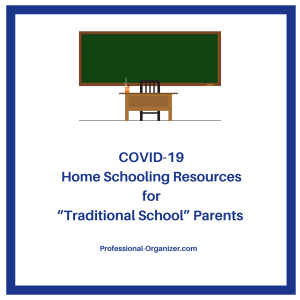 CoviD-19 Home Schooling resources