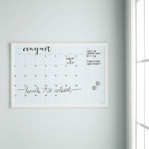 dry erase calendars