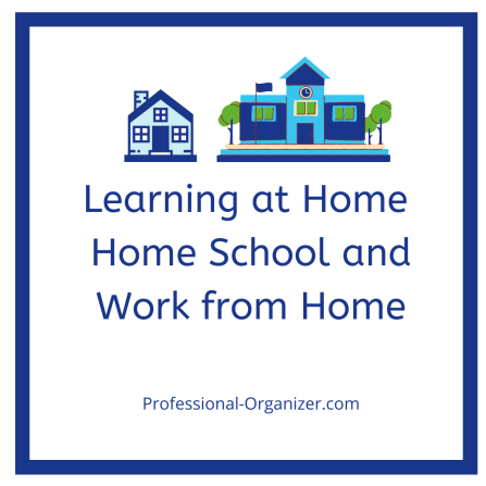 learning at home home school and work from home