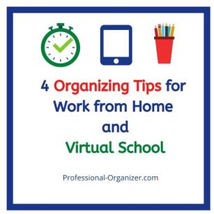 4 tips for work from home and virtual school
