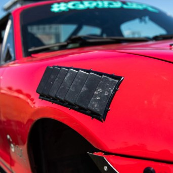 Professional Awesome Racing Vents Installed on a Mazda Miata 2