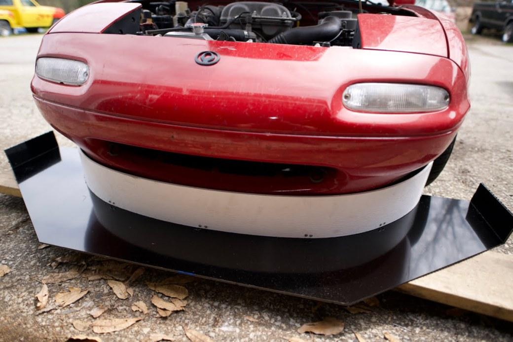 Mazda Miata Front Splitter
