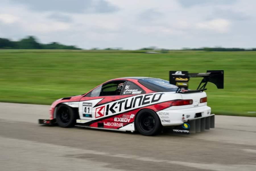 James Houghton K-Tuned Acura Integra