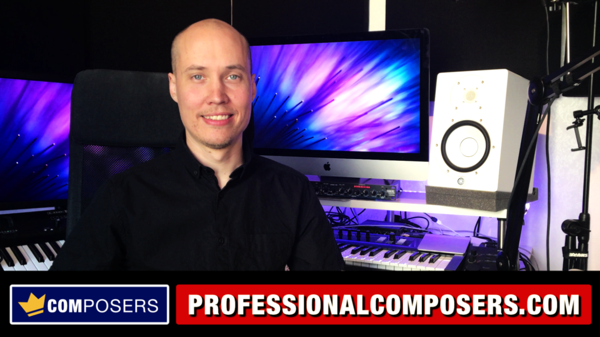 Professional Composers - Business